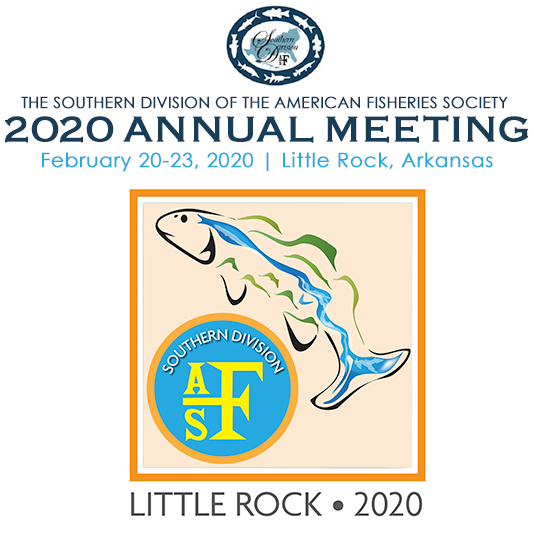 2020 Southern Division-American Fisheries Society meeting